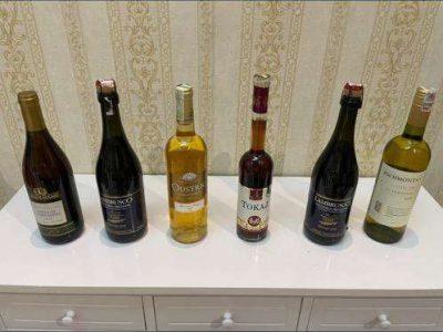 Jual Red dan White Wine Harga Murah