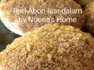Roti Abon's Luar Dalam