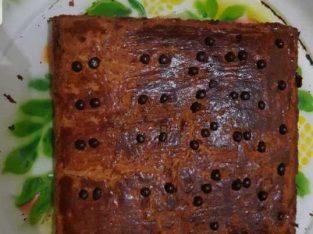 Lekker Holland dengan taburan chocolate chips dan butter melimpah