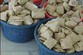 terima pesanan nasi bungkus untuk bagi bagi buka p