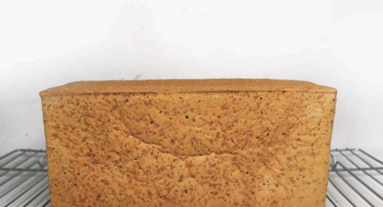 Pabrik Produksi Roti Tawar Gandum